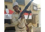 """بالصور - """"مرزق"""" عريس أسيوط الذي اغتاله الإرهابيون قبل عقد قرانه"""