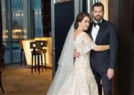 """بعد زواج """"عمرو وكندة.. حكاية 5 زيجات فنية فاجأت الجمهور"""