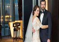 بالفيديو- حفل زفاف كندة علوش وعمرو يوسف