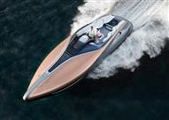 """لكزس للسيارات تقتحم عالم البحار بـ""""Sport Yacht"""" الفاره.. صور"""