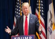 بالفيديو- ترامب يتقدم لمنصة الكابيتول وسط احتفاء الحضور