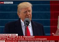 ترامب: الشعب هو الحاكم ولن ننفق المليارات لحماية حدود الدول الأخرى