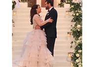 بالصور - ننشر كواليس حفل زفاف عمرو يوسف وكندة علوش في أسوان