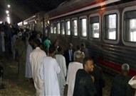 رئيس السكة الحديد يكشف سبب حادث قطار أسوان