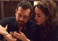 بالفيديو - أجمل المشاهد الرومانسية بين كندة علوش وعمرو يوسف