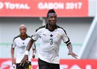 هداف (غانا 1 - مالي 0)