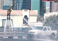 """دبي تستعين بـ""""الدولفين المائي"""" لمكافحة الحرائق.. فيديو"""