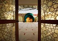 بالفيديو والصور: مسجد الشاكرين باسطنبول.. أول مسجد تصممه امرأة