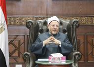 مفتي الجمهورية يبحث تعزيز التعاون الدينى مع وفد من أئمة مساجد الصين