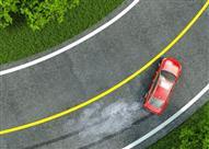 كيف تسيطر على سيارة تنزلق فوق بقعة زيت؟