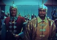 """بالفيديو- من فيلم """"الناصر صلاح الدين"""": هل هنأتم أخاكم عيسى بعيد الميلاد؟"""