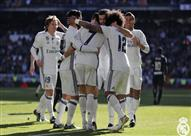 أهداف (ريال مدريد 5 - غرناطة 0)
