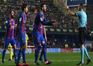 أهداف (فياريال 1-1 برشلونة)