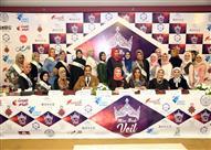 بالصور: تنافس عشرات الفتيات فى مهرجان ملكة جمال المحجبات العرب 2017
