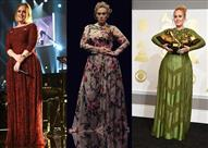 """للمحجبة الممتلئة.. ارتدي الفساتين السواريه على طريقة """"Adele"""""""