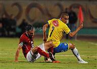 مباراة الإسماعيلي والأهلي بالجولة الـ18 من الدوري