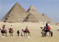 بالصور - زعماء حول العالم زاروا مصر للسياحة.. آخرهم أمير الدنمارك