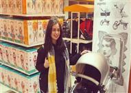10 صور تكشف حمل الفنانة هبة مجدي