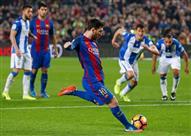 أهداف (برشلونة 2- ليجانيس 1) ميسي ينقذ البرسا