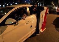 عدسة مصراوي ترصد فرحة تأهل مصر لنهائي إفريقيا بالمعادي