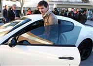 """بالصور - أبرز سيارات """"البرغوث"""" ليونيل ميسي.. من بينها تويوتا بريوس"""