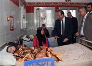 بالصور.. محافظ الإسكندرية للمستشفيات: انتظروا جولاتي المفاجئة