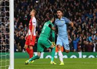 أهداف (مانشستر سيتي 5 - موناكو 3)