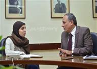 """عبد المحسن سلامة: النقابة ليست """"حصالة"""".. ونعم لدي علاقات جيدة بالدولة"""