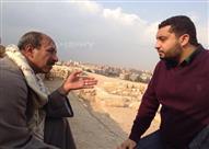 """فيديو- أول تصريح لـ""""الراجل اللي مع ميسي"""": زيارته خير لمصر"""