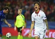 أهداف مباراة (إشبيلية 2 - ليستر سيتي 1)