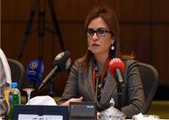 سحر نصر تبحث زيادة الاستثمارات المشتركة بين مصر ولبنان