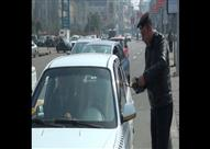 حملة انضباطية موسعة لمرور القاهرة بمناطق وسط البلد وكورنيش النيل