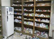 الصحة: ضبط مخزن أدوية مهربة بالبساتين - (صور)
