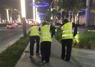 بالفيديو- تنظيف شوارع دبي لمدة شهر عقوبة مرتكبي هذه المخالفة