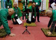 """في اليابان.. الاحتفال بالعيد السنوي لـ""""الصُلع"""""""