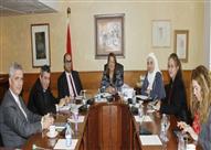 وزيرة التضامن: برامج الحماية تركز على ضمان حقوق الفقراء في مصر