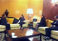 وزيرة الاستثمار: 6 ملفات على رأس أولويات اللجنة المصرية اللبنانية