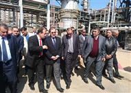 وزير البترول: تطوير شركات التكرير يزيد من قدرتها على تلبية احتياجات