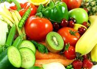 مفاجأة.. 800 جرام من الفاكهة والخضروات يوميا تنقذك من الموت المبكر