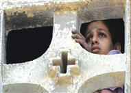 """""""مصراوي"""" مع أقباط العريش في كنيسة المستقبل"""": حكايات """"الرعب والتهديد"""