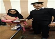 حكاية رقيب شرطة أعاد 20 ألف جنيه لفتاة شبرا