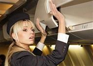 """أفعال تكرهها مضيفات الطيران من الركاب..""""أنا مش خدامة"""""""