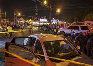 """بالفيديو والصور.. إصابة21شخصا بعد اقتحام شاحنة ميدانا في """"اورليانز"""""""