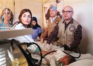 """بالصور -  أطفال سوريا يعانون """"متلازمة الدمار البشري""""..  مأساة لم يشهدها طبيب من قبل"""