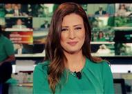 بالفيديو- موقف محرج لمذيعة العربية على الهواء
