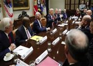 """ترامب يتعهد بـ""""زيادة تاريخية"""" في ميزانية الدفاع"""