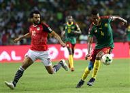 مباراة مصر والكاميرون بنهائي كأس الأمم الإفريقية