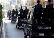 """إصابة مجند بطلق ناري بالبطن أثناء مشاركته في حملة """" الداخلية """" علي قرية البلابيش بسوهاج"""