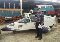 بالصور.. عجوز أمريكي يبيع سياراته الـ700 في مزاد علني