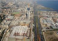 الجزائر تنتهى من بناء أكبر مئذنة فى العالم.. صورة